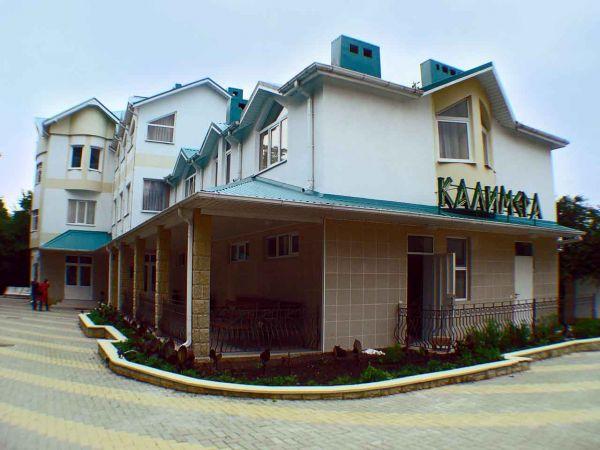 Отель калимера геленджик фото